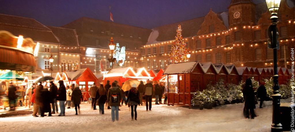 Düsseldorf-Weihnachtsmarkt