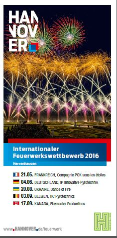 Hannover-Feuerwerk